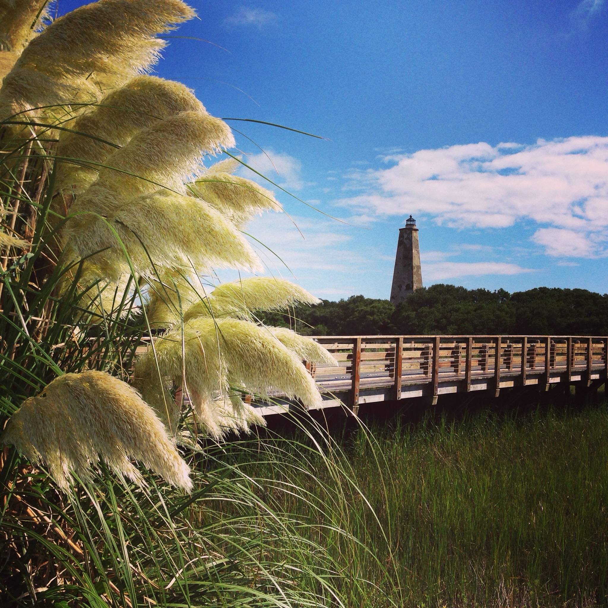 Bald Head Island North Carolina Old Baldy Lighthouse