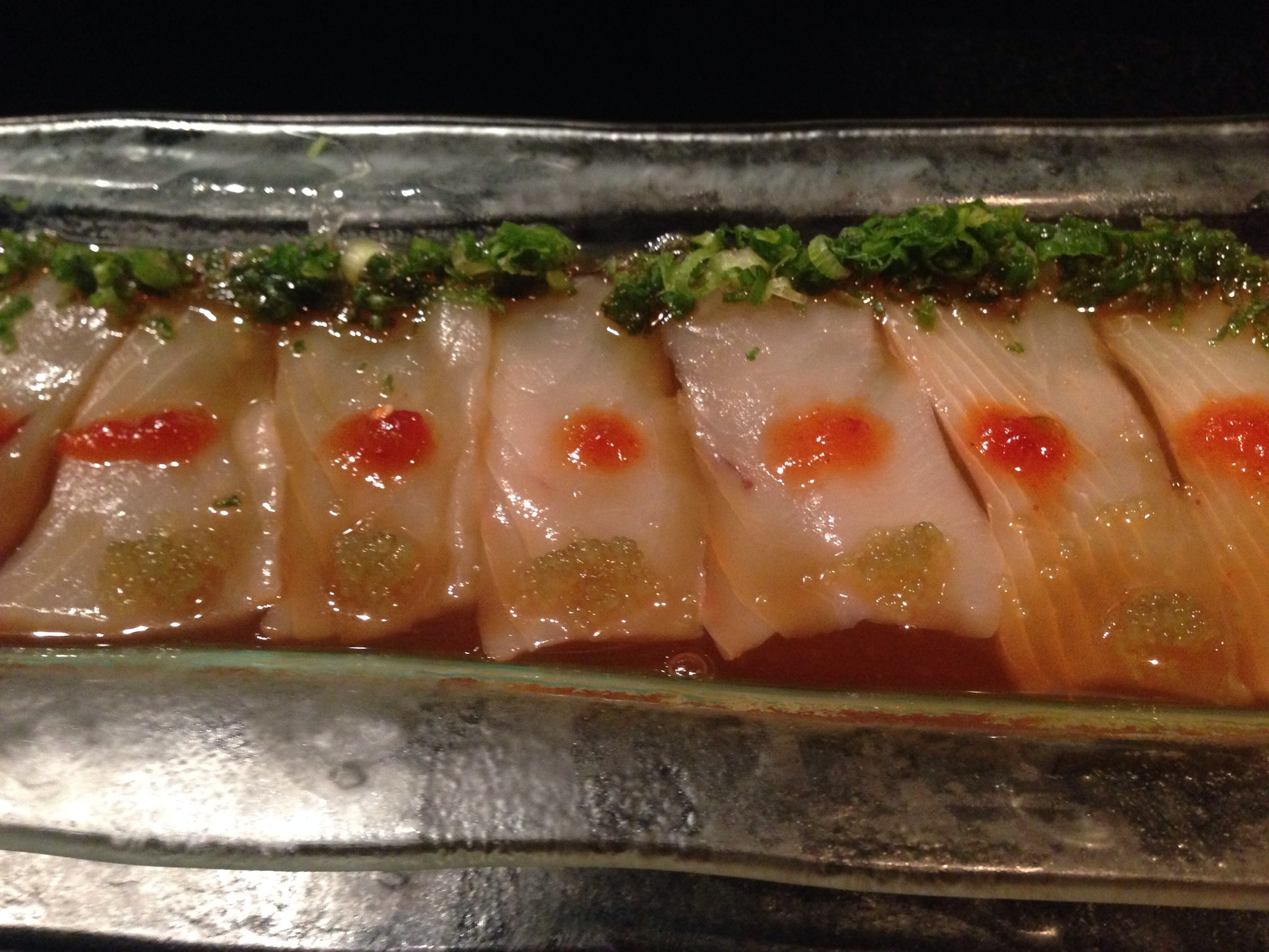 Bento Box Mahi Appetizer